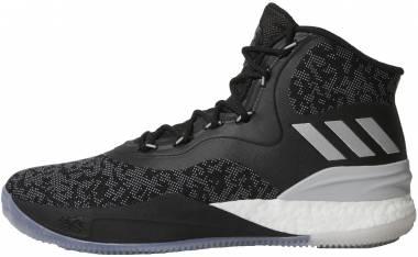 Adidas D Rose 8 - Black Cblack Silvmt Gretwo Cblack Silvmt Gretwo (CQ0847)