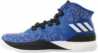 Adidas D Rose 8 - Trace Royal/Hi-Res Blue/Light Flash Yellow