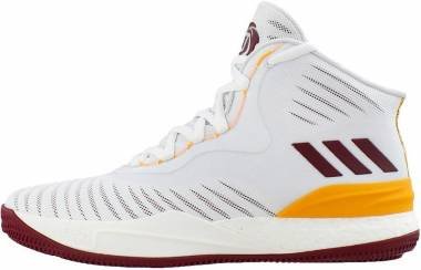 Adidas D Rose 8 Burgundy Men