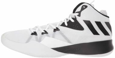 Adidas Dual Threat White Men