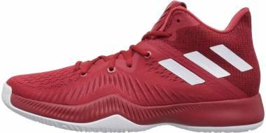 Adidas Mad Bounce - Rot Rojpot Ftwbla Buruni 000