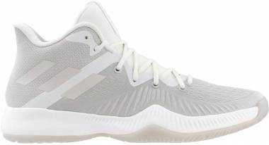 Adidas Mad Bounce - Ftwr White, Chalk Pearl S, Crystal White S (B27856)