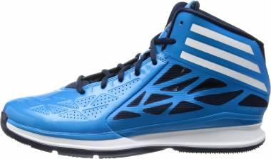 Adidas Crazy Fast 2 - Blau Solblu Runwh
