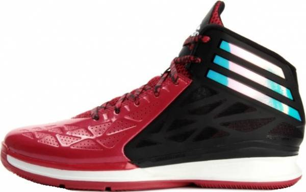 Adidas Crazy Fast 2 Rot