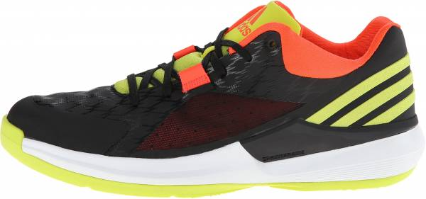 Adidas Crazy Strike Low - Black/Yellow/Solar Red (S83883)