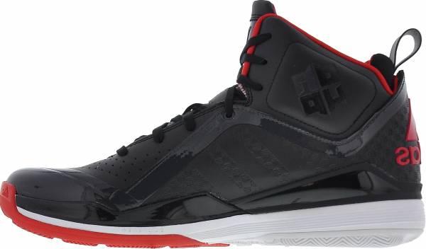 Adidas D Howard 5 Cblack/Scarle/Ftwwht