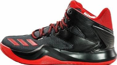 Adidas D Rose 773 V - Black Negbas Scarlet Griosc