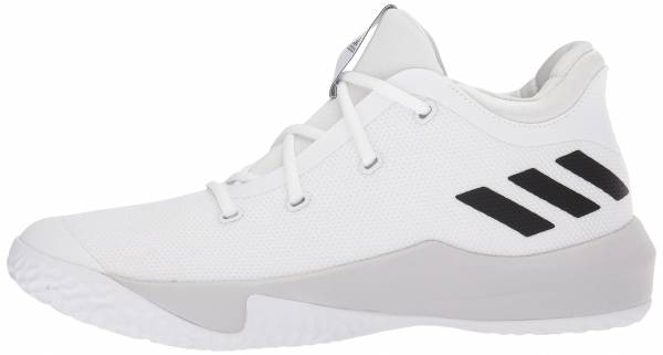 Adidas Rise Up 2 - White Light Solid Grey Heather Core Black (CQ0560)