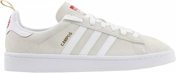 the best attitude 10c2d 9edea Adidas Campus CNY White