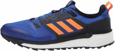 Adidas Supernova Trail - Blue Orange Black