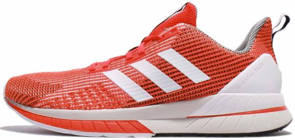Adidas Questar TND - Core Red Ftwr White Solar Red