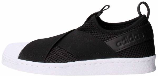 Adidas Superstar Slip-On - Black/White (BY2884)