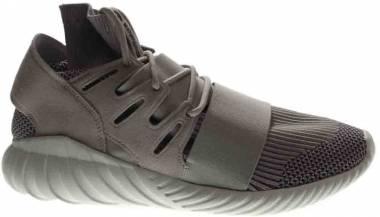 Adidas Tubular Doom Primeknit - Grey