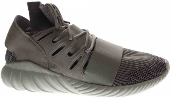 newest 91c5f c29c6 Adidas Tubular Doom Primeknit Grey