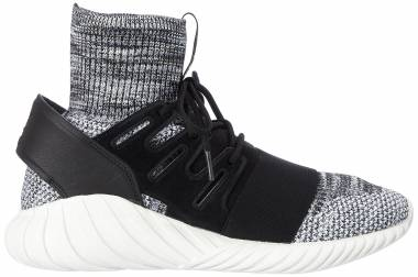 Adidas Tubular Doom Primeknit - Black (BY3550)