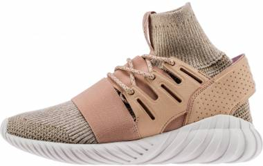 adidas Originals Tubular Doom Primeknit St Pale Nude Details and On Feet Review
