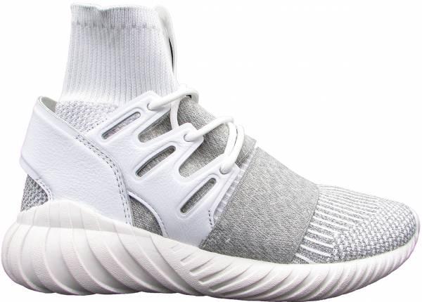 Adidas Tubular Doom Primeknit - Grey (BY3553)