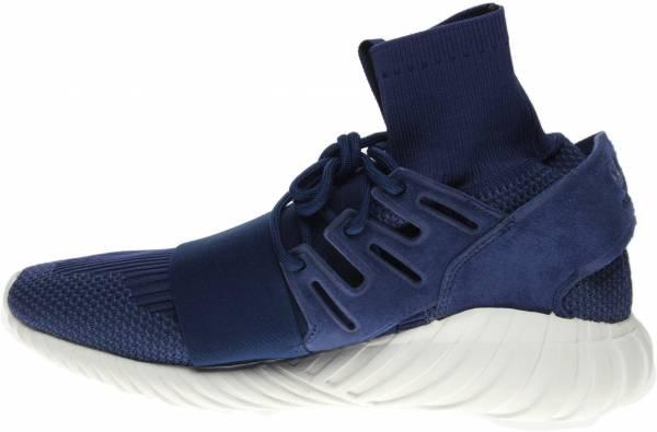 Adidas Tubular Doom Primeknit - Blue