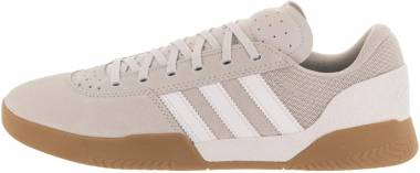 Adidas City Cup - Crystal White/Chalk Pearl/Gum