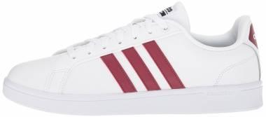 Adidas Cloudfoam Advantage - White Blanco 000