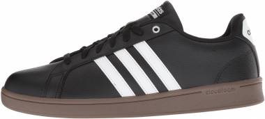 Adidas Cloudfoam Advantage - Core Black Footwear White Gum (DB3514)
