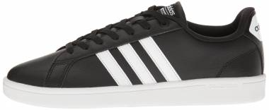Adidas Cloudfoam Advantage - Black/White/White
