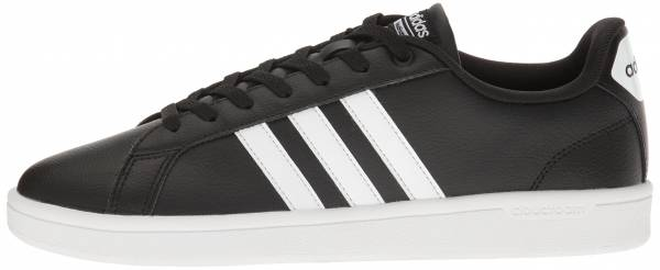 Adidas Cloudfoam Advantage - Black White White