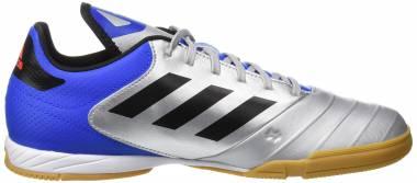 Adidas Copa Tango 18.3 Indoor - Silver Silver Met Core Black Football Blue (DB2452)