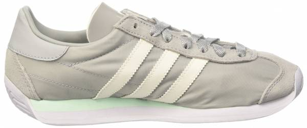 new concept 4fef4 2a141 Adidas Country OG Grey (Clear OnixOff WhiteFtwr White)