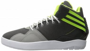 Adidas Crestwood Mid - Solid Grey/Solar Yellow/Solid Grey