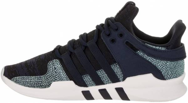 buy popular 27d29 eb419 Adidas EQT Support ADV Parley Blue
