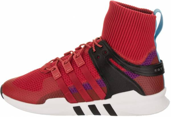 sale retailer 47caa 73abe Adidas EQT Support ADV Winter Red