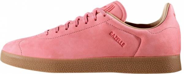 adidas gazelle rosa suede
