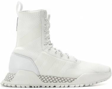 Adidas H.F/1.3 Primeknit Boots - White (BY3007)