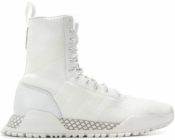 on sale 1a711 23530 Adidas H.F1.3 Primeknit Boots White