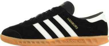 Adidas Hamburg - Black (S76696)
