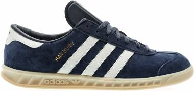 Adidas Hamburg - Legend Marine Ftwr White Off White
