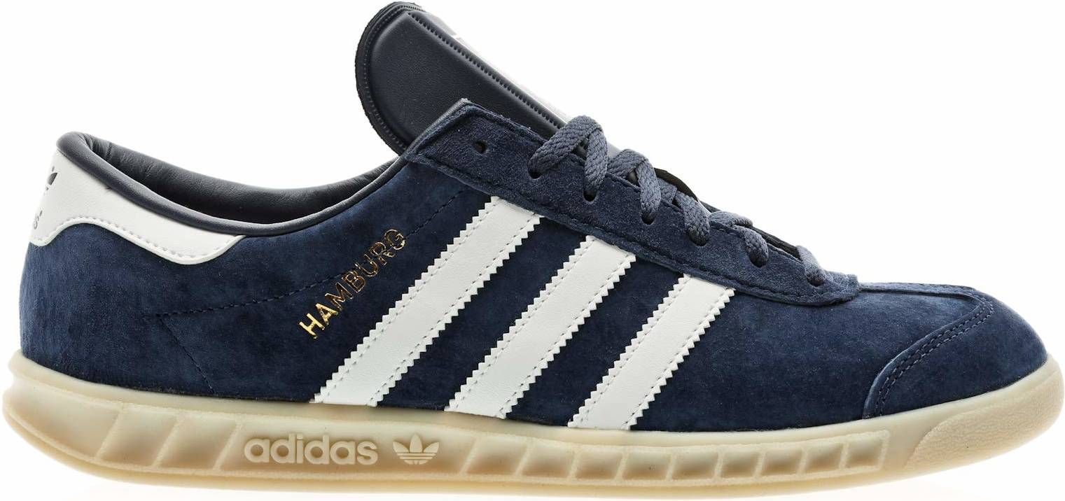 entonces Nuclear Hueco  Adidas Hamburg sneakers (only $80) | RunRepeat