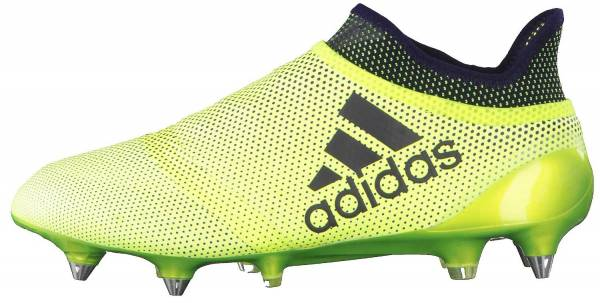 Adidas X 17+ Purespeed Soft Ground Green