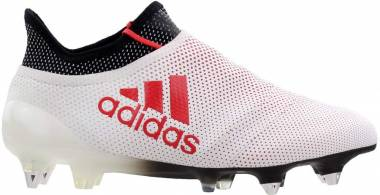 Adidas X 17+ Purespeed Soft Ground - Grey