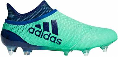 Adidas X 17+ Purespeed Soft Ground - Green