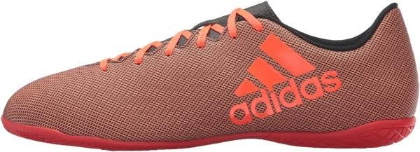 Adidas X 17.4 Indoor Black/Solar Red/Solar Orange