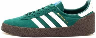 Adidas Montreal 76 - Verde Vernob Casbla Gum5 0 (B41480)