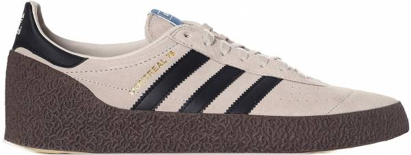 Ru Patria Arreglo  Adidas Montreal 76 sneakers in brown (only $60) | RunRepeat