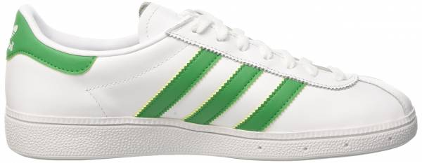 Adidas Munchen - Multicolored Core White Green Gold Met (BY9786)