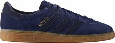 Adidas Munchen - Blau Darkblue Collegiate Navy Gum (BB5294)