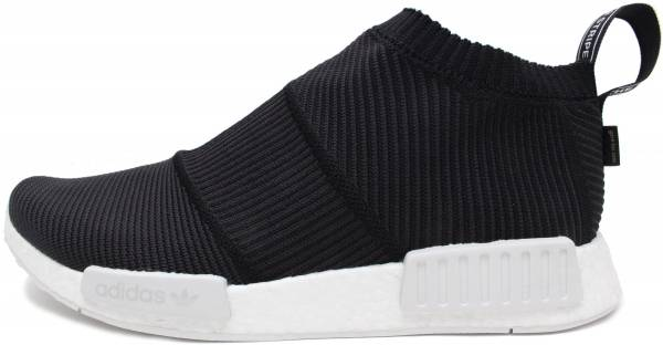 Adidas Originals Black Nmd Cs1 City Sock Gtx Primeknit for men