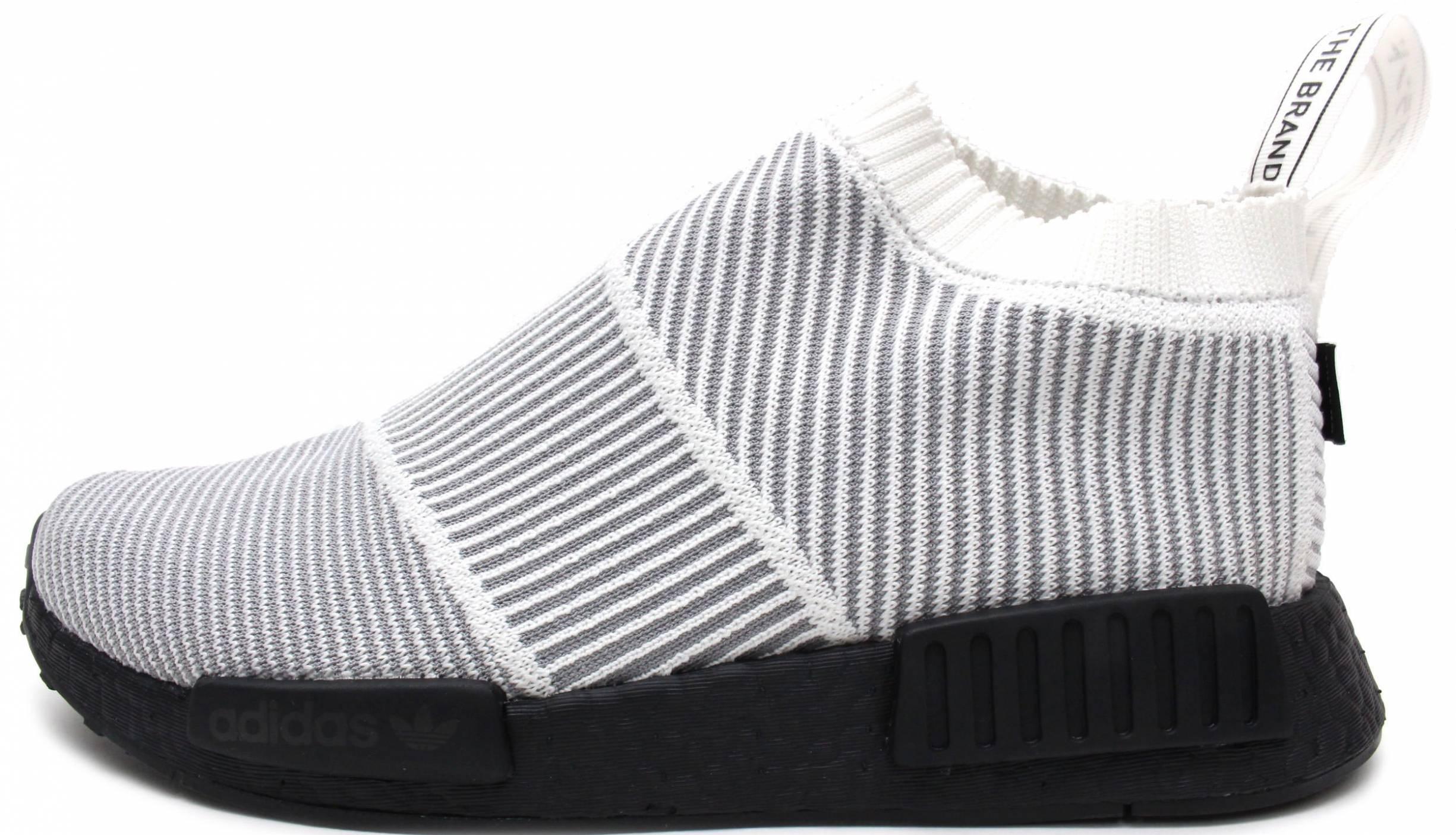 Adidas NMD_CS1 GTX Primeknit sneakers in grey | RunRepeat