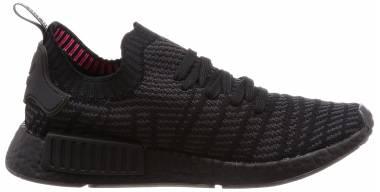 Adidas NMD_R1 STLT Primeknit - Black (CQ2391)