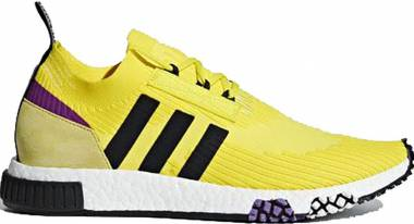Adidas NMD_Racer Primeknit - Yellow (B37641)
